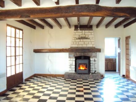 Location Maison 3 pièces Dangeau (28160)