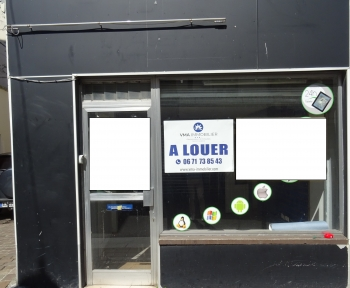 Location Local commercial 1 pièce Valenciennes (59300) - Hyper centre