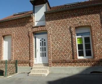 Location Appartement 3 pièces Solesmes (59730)