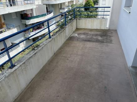 Location Appartement 2 pièces Strasbourg (67000) - TOUTES CHARGES